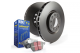 EBC Nissan 350z 3.5L (Brembo) (03-09) Front EBC Ultimax Brake Pads and OE Replacement Disc Kit