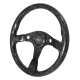 Stealth Carbon Forged Classic Steering Wheel