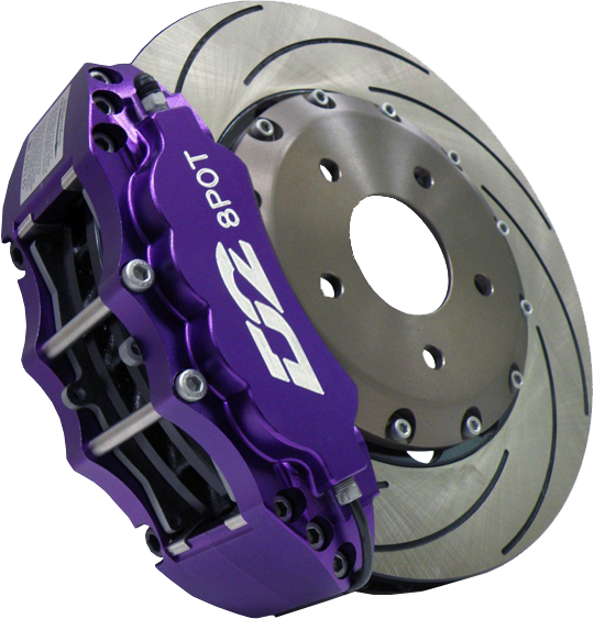 D2 Racing Big Brake Kits
