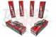 HKS Nissan 370z (09+) Super Fire Racing M-Series Spark Plugs x6