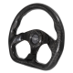 Stealth Carbon Fighter Steering Wheel