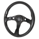 Stealth Carbon Classic Steering Wheel